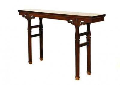 RARE HUANGHUALI WINE TABLE (2)