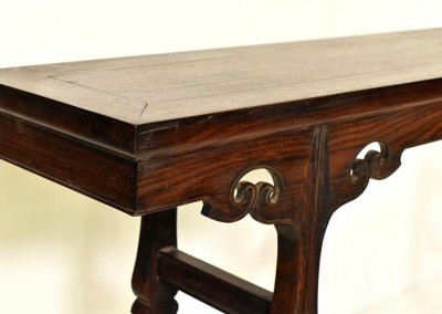 RARE HUANGHUALI WINE TABLE (4)