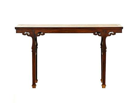 RARE HUANGHUALI WINE TABLE