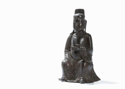 MING DYNASTY DIGNITARY (10)
