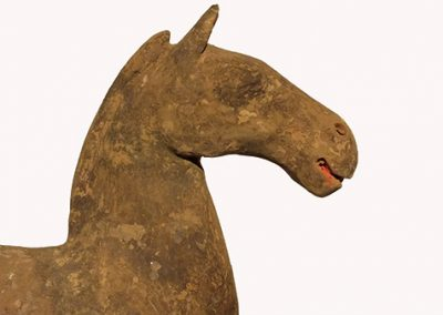 Grey-Pottery-Horse-1