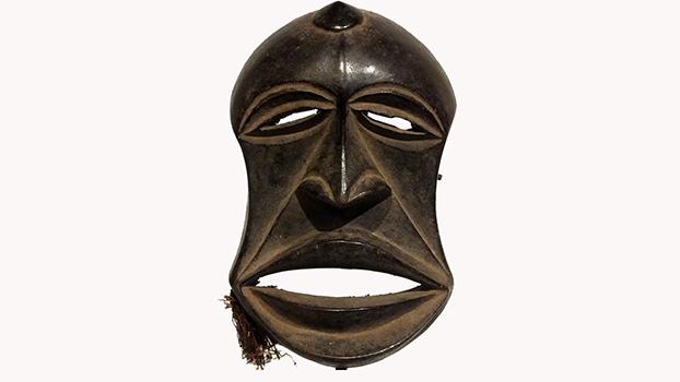 Hemba Chimpanzee Mask