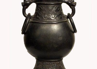 Ming Dynasty Bronze Vase (1)