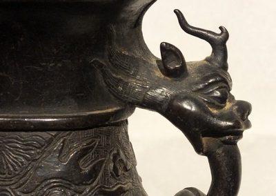Ming Dynasty Bronze Vase (3)