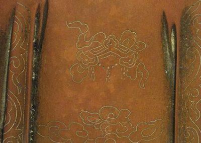 Silver Wire Inlaid Bronze GuanYin (7)