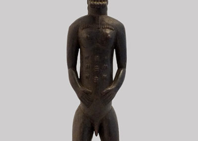 Exceptional Baule Male Figure (1)