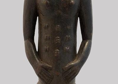 Exceptional Baule Male Figure (2)