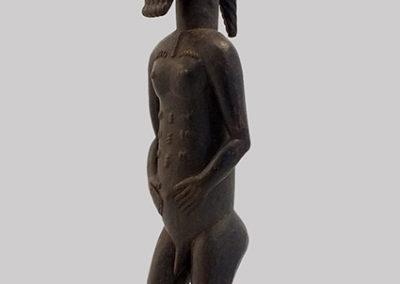 Exceptional Baule Male Figure (5)