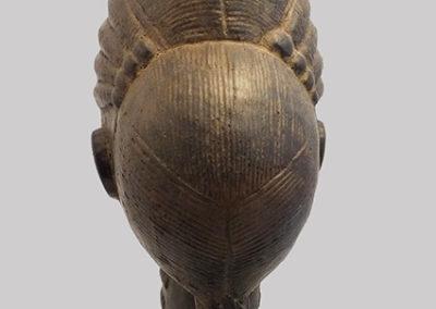 Exceptional Baule Male Figure (7)