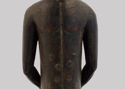 Exceptional Baule Male Figure (9)