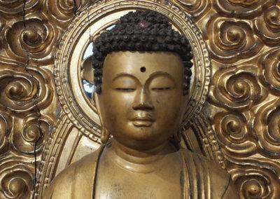 Truly Monumental Large Amida Buddha