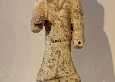 Han Painted Pottery Warrior (1)