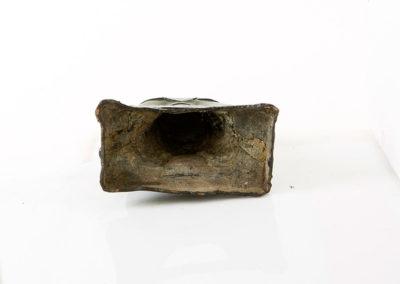 Fine Bronze Figure Zhen Wu (5)