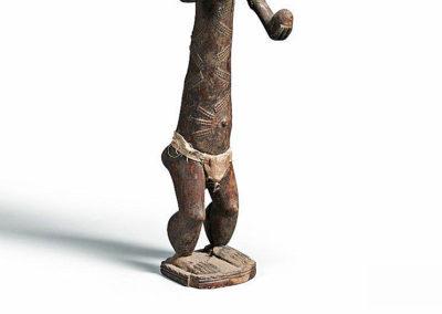 Magnificent Large Baule Figure (3)
