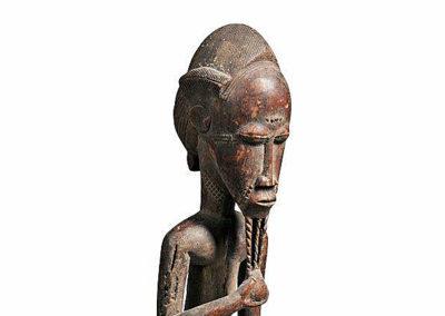 Magnificent Large Baule Figure (4)