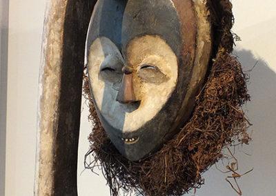 Superb Kwele Mask Gabon (2)