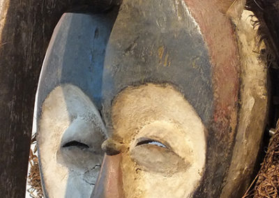 Superb Kwele Mask Gabon (3)