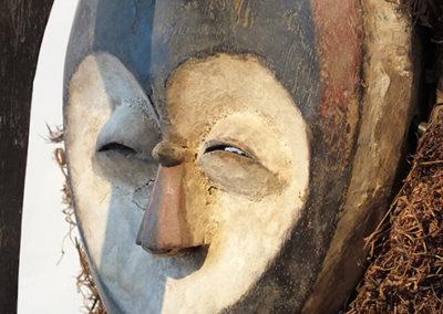 Superb Kwele Mask Gabon