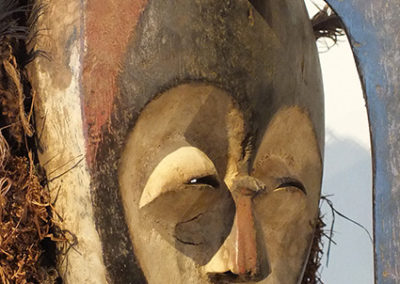 Superb Kwele Mask Gabon (7)