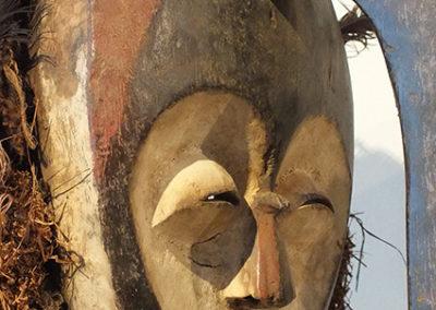 Superb Kwele Mask Gabon (7)