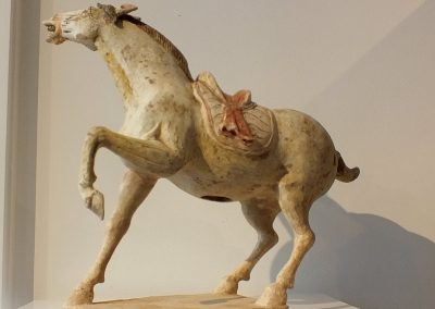 Exceptional Buff Prancing Horse (8)