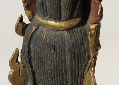 Gilt Bronze Figure of Amitayus (13)
