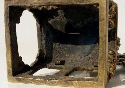 Gilt Bronze Figure of Amitayus (17)