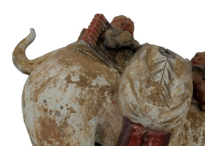 Large Tang Dynasty Crouching Bactrian Camel (10)
