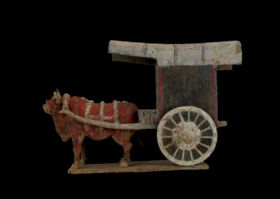 Chinese Ox Cart Diorama (1)