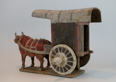 Chinese Ox Cart Diorama (11)