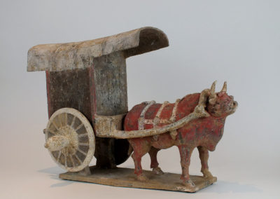 Chinese Ox Cart Diorama (13)