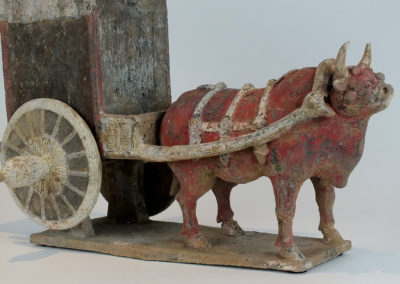 Chinese Ox Cart Diorama (15)