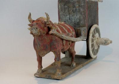 Chinese Ox Cart Diorama (20)