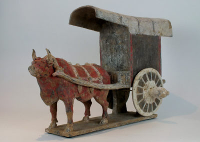 Chinese Ox Cart Diorama (24)