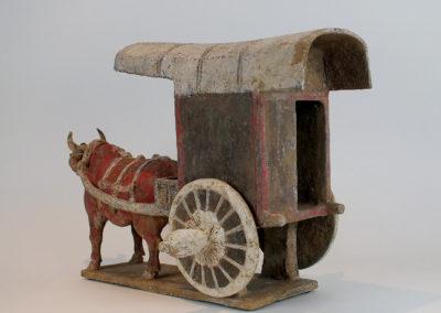 Chinese Ox Cart Diorama (9)