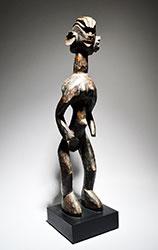 A Mumuye standing female figure