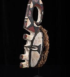 Igbo-Afikpo Mask mma ji