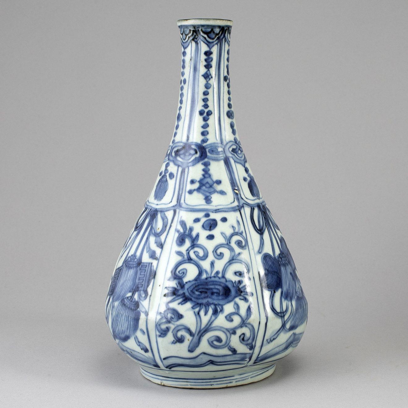 A Wanli Flask (1)