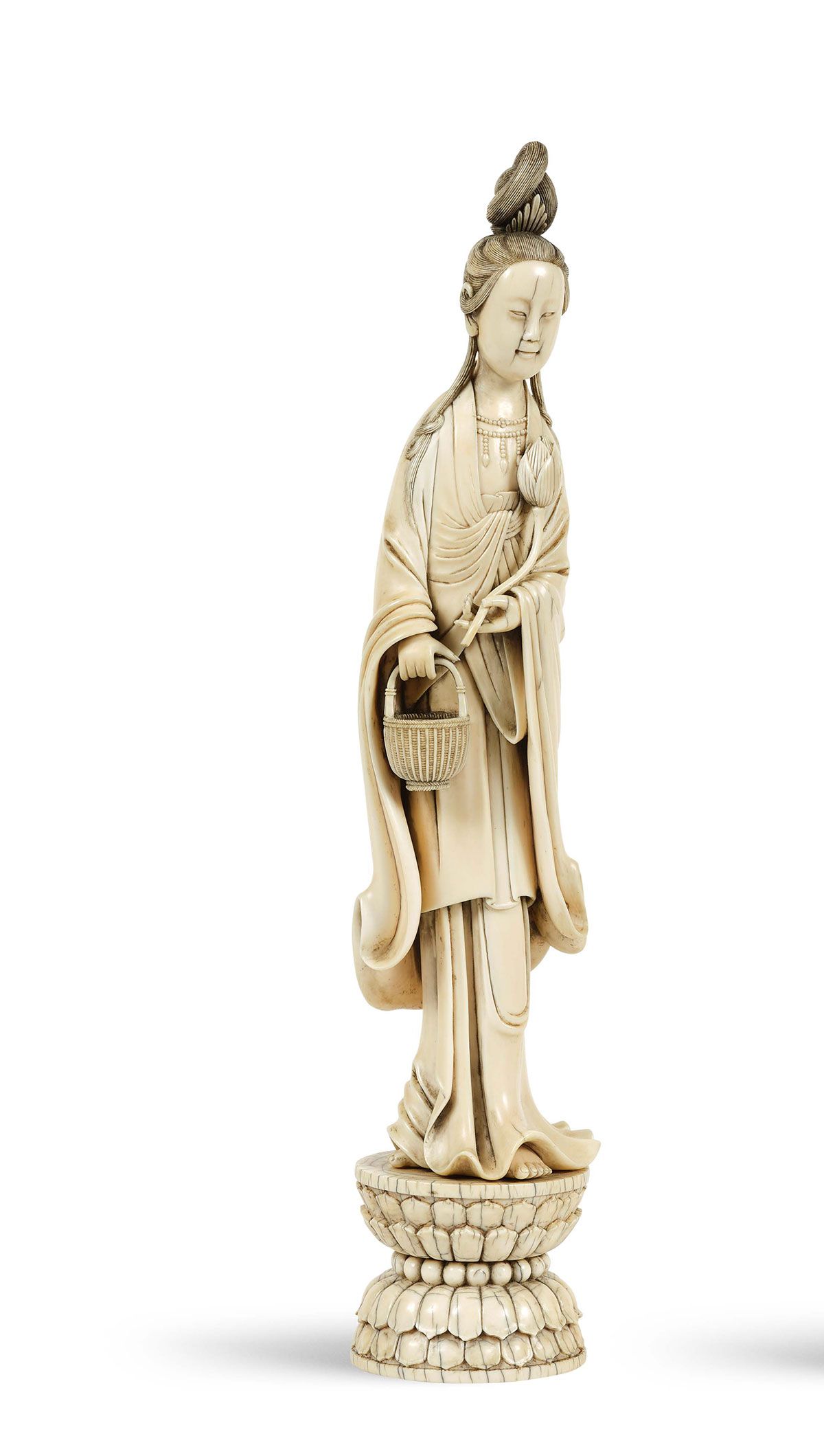 Finely Carved Guanyin (3)