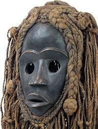 Magnificent Dan Mask