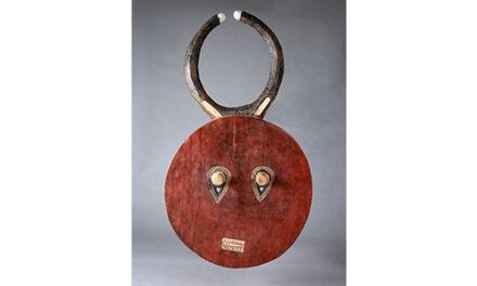 A Baule Mask