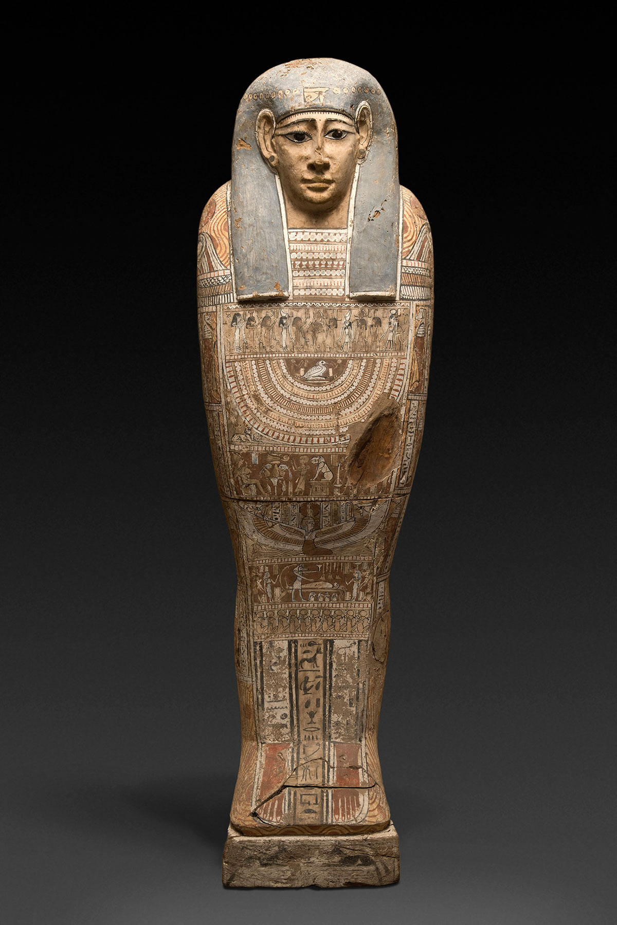 Sarcophagus of Lady Setchairetbinet (1)