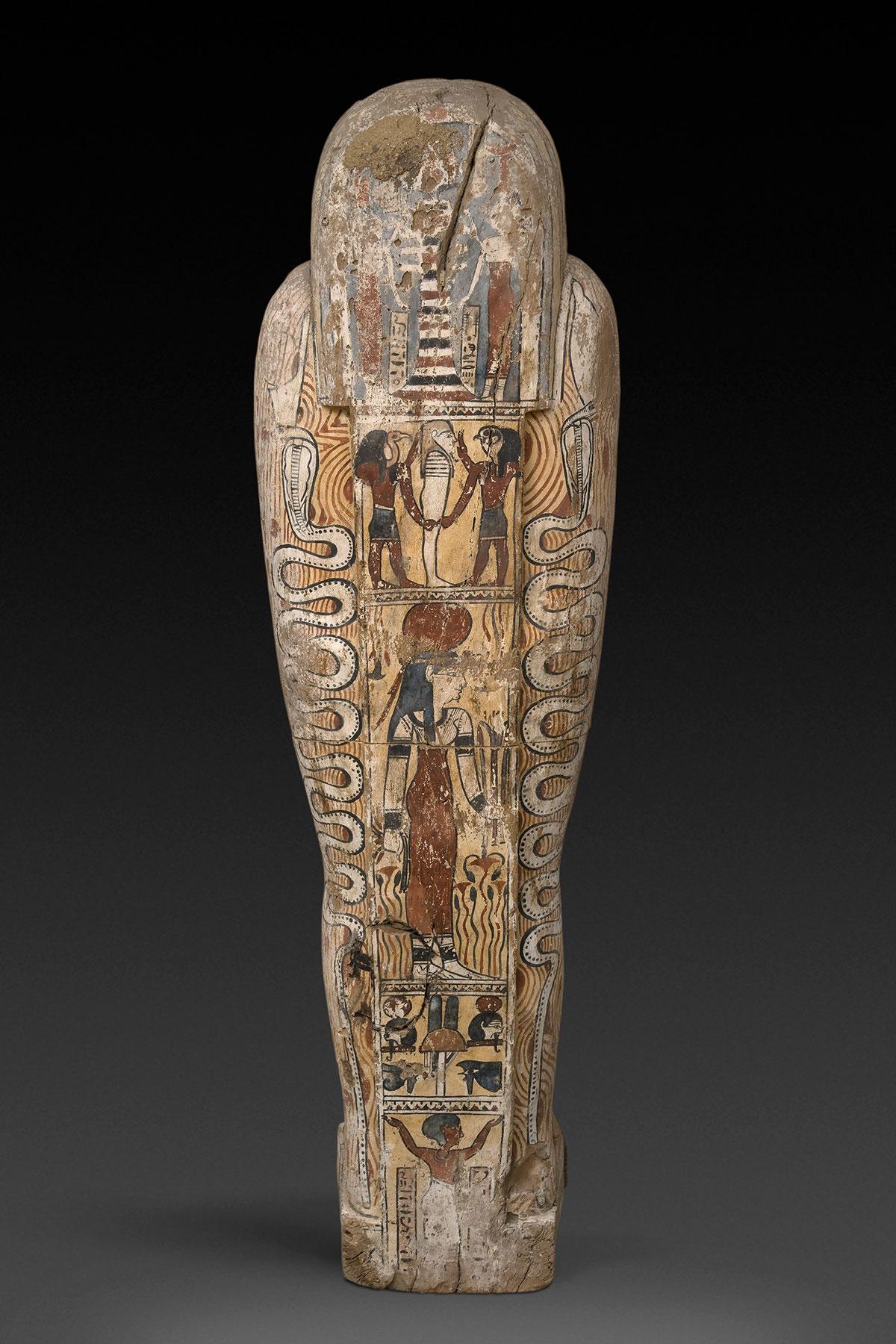 Sarcophagus of Lady Setchairetbinet (2)